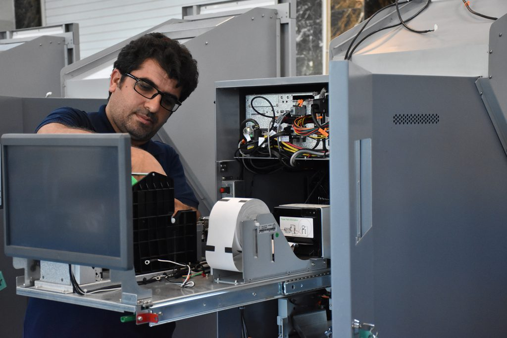 تولید ATM Recycler توسن تکنو